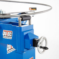 JUTEC roll bending system RB60 elevating roll