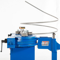 JUTEC roll bending system RB60 detail